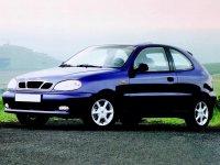 Daewoo Lanos, T100, Хетчбэк 3-дв., 1997–2001
