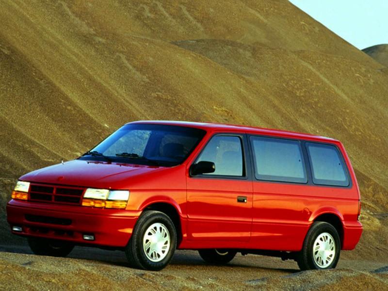 Dodge Caravan Grand минивэн 4-дв., 1990–1995, 2 поколение - отзывы, фото и характеристики на Car.ru