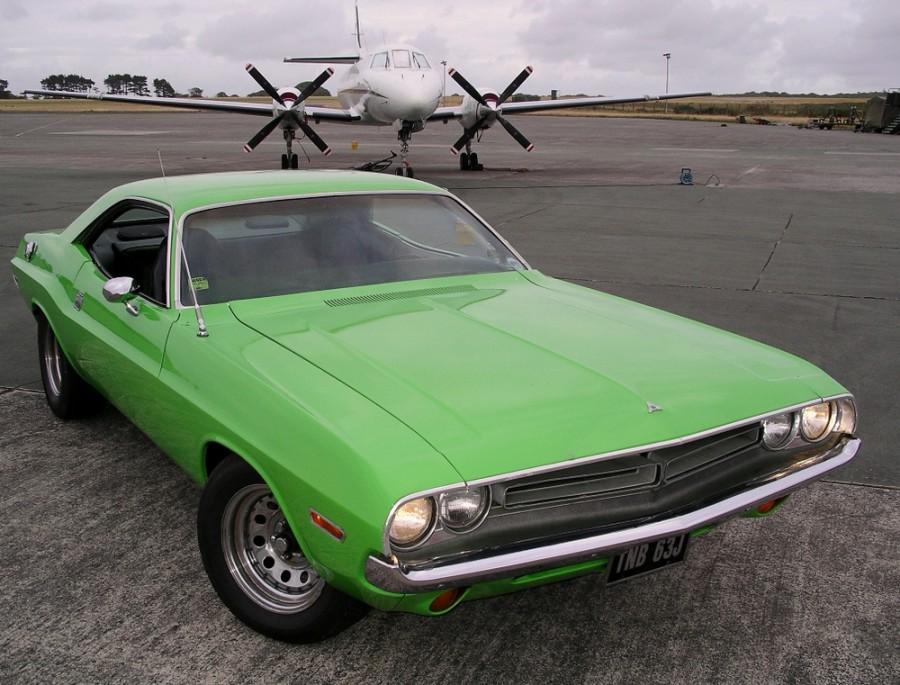 Dodge Challenger хардтоп, 1971, 1 поколение [рестайлинг] - отзывы, фото и характеристики на Car.ru