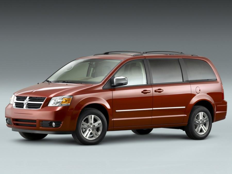 Dodge Caravan Grand минивэн, 2007–2014, 5 поколение - отзывы, фото и характеристики на Car.ru