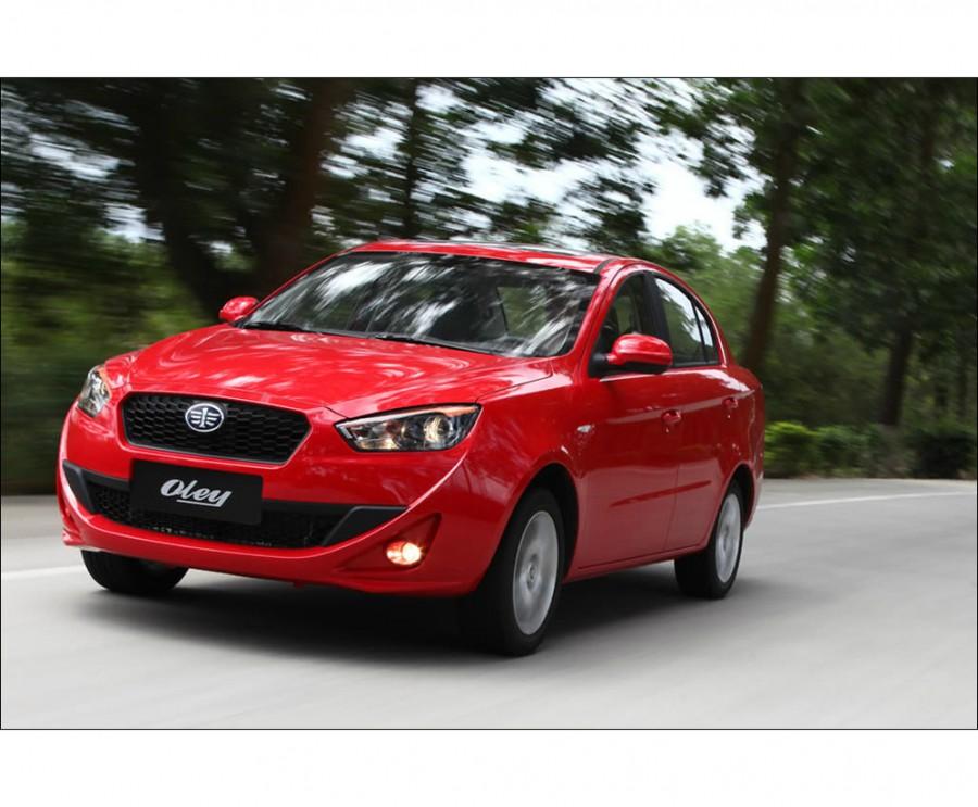 Faw Oley седан, 2012–2016, 1 поколение - отзывы, фото и характеристики на Car.ru