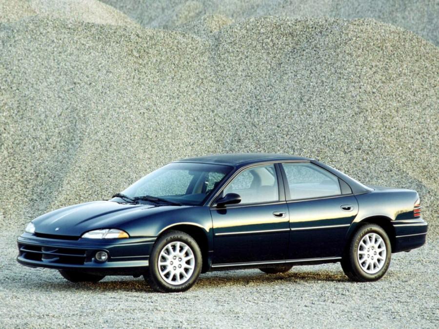 Dodge Intrepid седан, 1992–1998, 1 поколение - отзывы, фото и характеристики на Car.ru