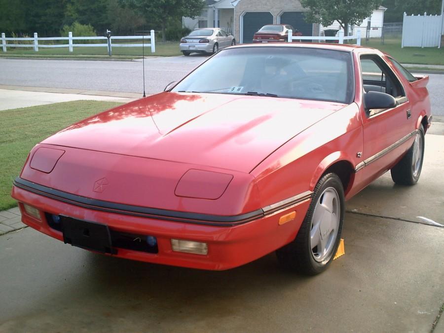 Dodge Daytona хетчбэк, 1984–1993, 1 поколение, 2.2 Turbo MT (142 л.с.), характеристики