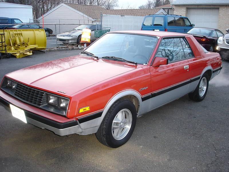 Dodge Challenger купе, 1981–1984, 2 поколение [рестайлинг] - отзывы, фото и характеристики на Car.ru