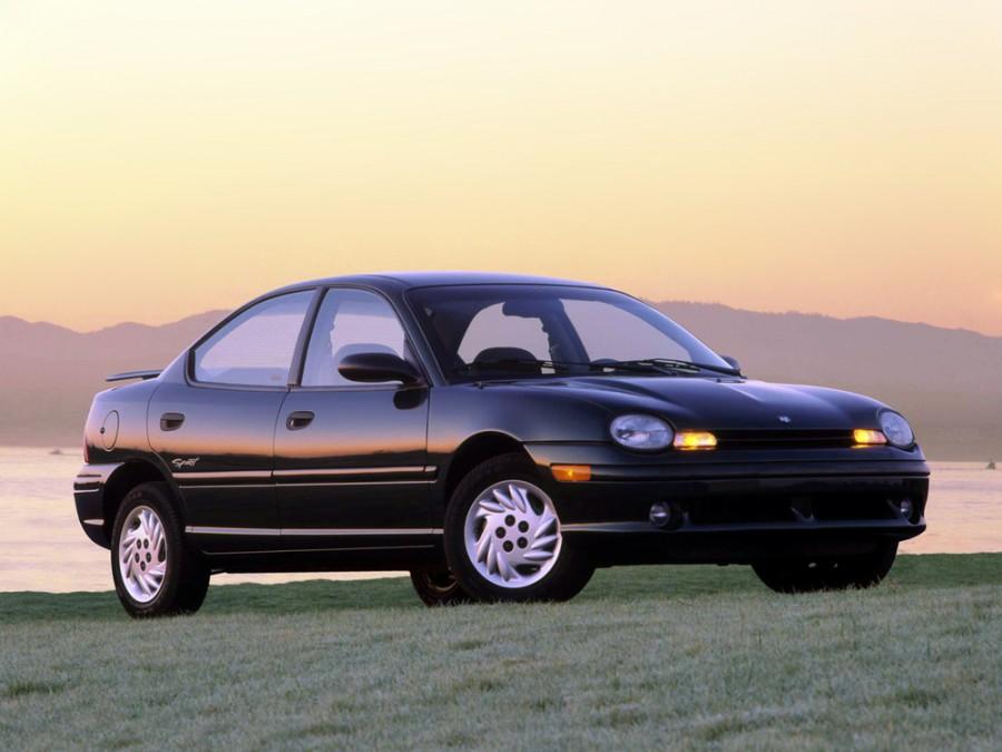 Dodge Neon седан, 1993–2001, 1 поколение - отзывы, фото и характеристики на Car.ru