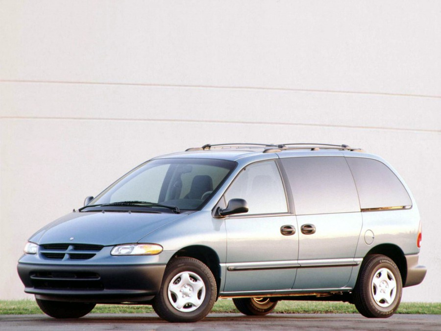 Dodge Caravan минивэн 5-дв., 1995–2001, 3 поколение - отзывы, фото и характеристики на Car.ru