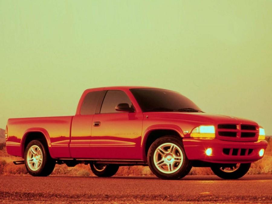 Dodge Dakota пикап, 1996–2005, 1 поколение - отзывы, фото и характеристики на Car.ru