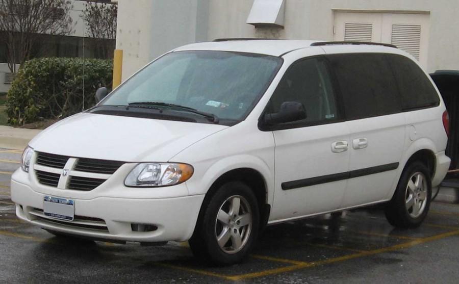 Dodge Caravan минивэн 5-дв., 2001–2014, 4 поколение - отзывы, фото и характеристики на Car.ru