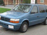 Dodge Caravan, 2 поколение, Минивэн, 1990–1995