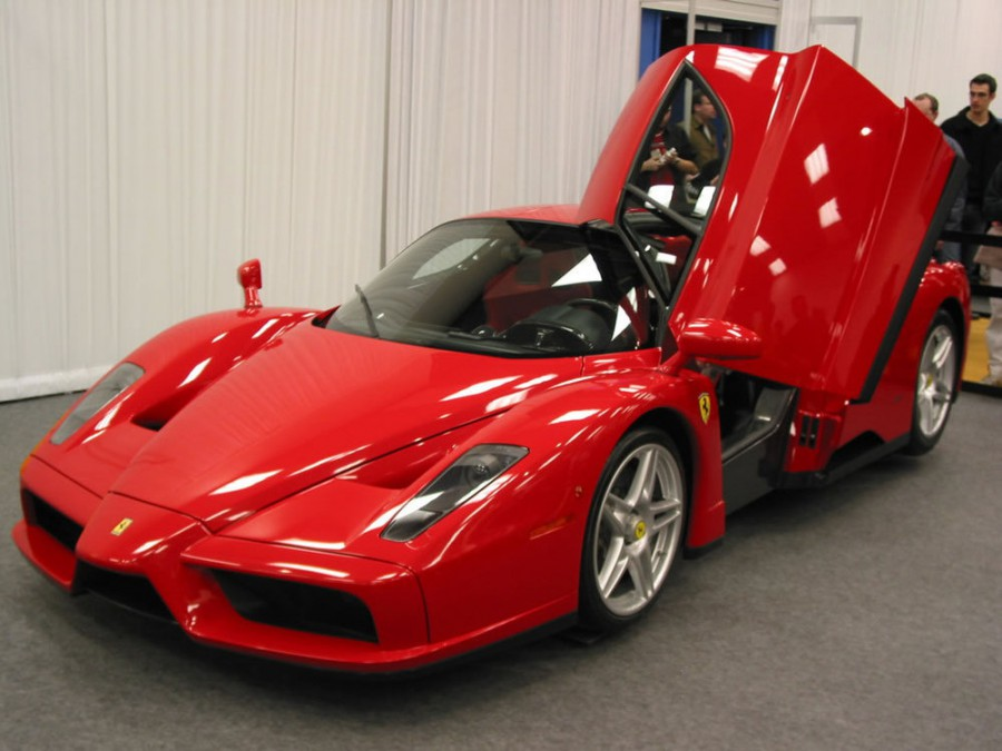 Ferrari Enzo купе, 2002–2004, 1 поколение - отзывы, фото и характеристики на Car.ru
