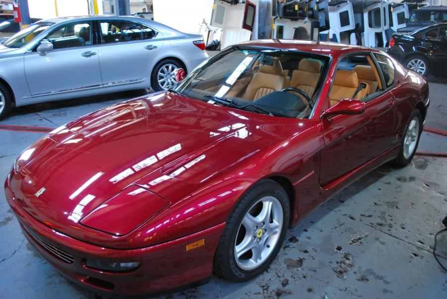 Ferrari 456 купе, 1992–1998, 1 поколение - отзывы, фото и характеристики на Car.ru