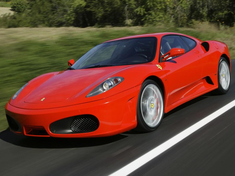 Ferrari F430 купе 2-дв., 2004–2009, 1 поколение - отзывы, фото и характеристики на Car.ru