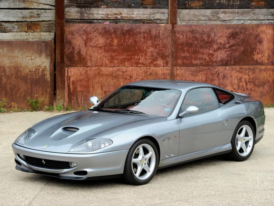 Ferrari 550 Maranello купе, 1996–2002, 1 поколение - отзывы, фото и характеристики на Car.ru