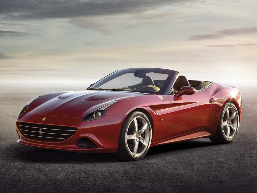 Ferrari California T кабриолет 2-дв., 2014–2016, 2 поколение - отзывы, фото и характеристики на Car.ru