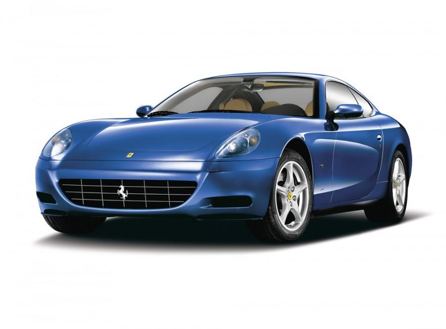 Ferrari 612 Scaglietti купе, 2004–2011, 1 поколение - отзывы, фото и характеристики на Car.ru