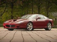 Ferrari 575, 1 поколение, M maranello купе, 2002–2006