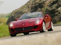 Ferrari 599, 1 поколение, Gtb fiorano купе 2-дв., 2006–2012
