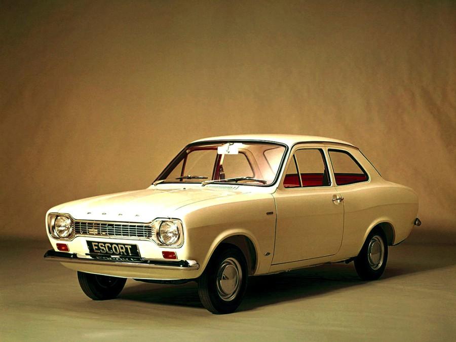 Ford Escort купе, 1968–1974, 1 поколение - отзывы, фото и характеристики на Car.ru