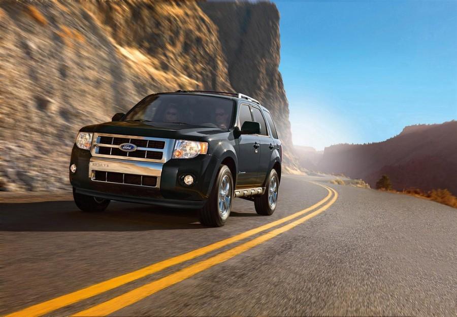 Ford Escape Hybrid кроссовер 5-дв., 2007–2012, 2 поколение - отзывы, фото и характеристики на Car.ru