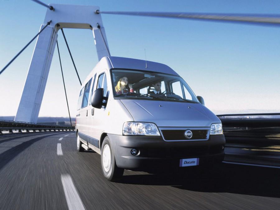 Fiat Ducato 15 мест микроавтобус 4-дв., 2002–2012, 2 поколение - отзывы, фото и характеристики на Car.ru