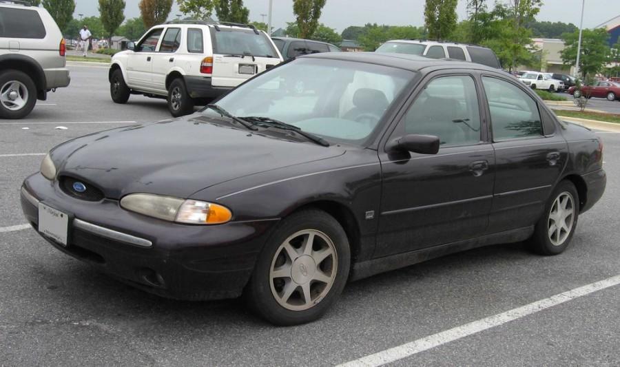 Ford Contour седан, 1995–1997, 1 поколение - отзывы, фото и характеристики на Car.ru