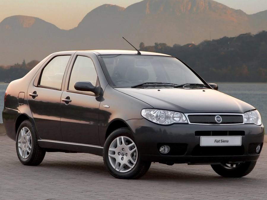 Fiat Siena седан, 2004–2007, 1 поколение [2-й рестайлинг] - отзывы, фото и характеристики на Car.ru