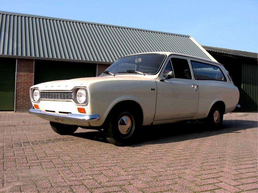 Ford Escort универсал, 1968–1974, 1 поколение - отзывы, фото и характеристики на Car.ru