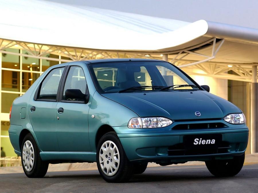 Fiat Siena седан, 2001–2004, 1 поколение [рестайлинг] - отзывы, фото и характеристики на Car.ru