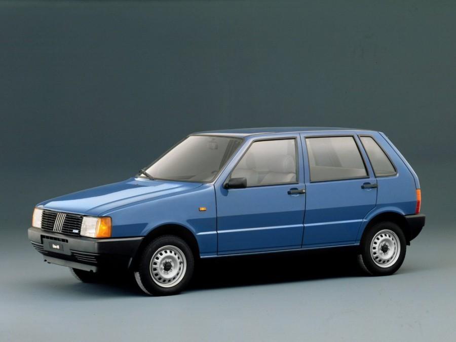 Fiat Uno хетчбэк 5-дв., 1983–1995, 1 поколение - отзывы, фото и характеристики на Car.ru
