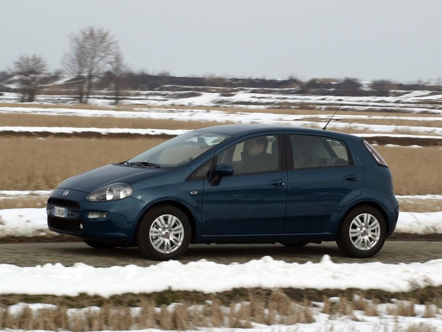 Fiat Punto хетчбэк 5-дв., 2012–2016, 3 поколение [рестайлинг] - отзывы, фото и характеристики на Car.ru