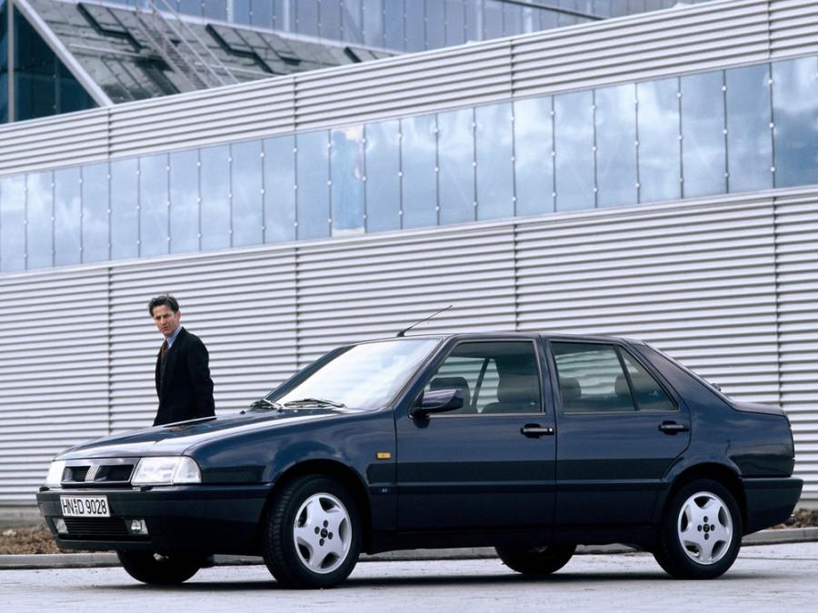 Fiat Croma лифтбэк, 1985–1996, 1 поколение - отзывы, фото и характеристики на Car.ru