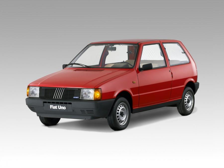 Fiat Uno хетчбэк 3-дв., 1983–1995, 1 поколение - отзывы, фото и характеристики на Car.ru