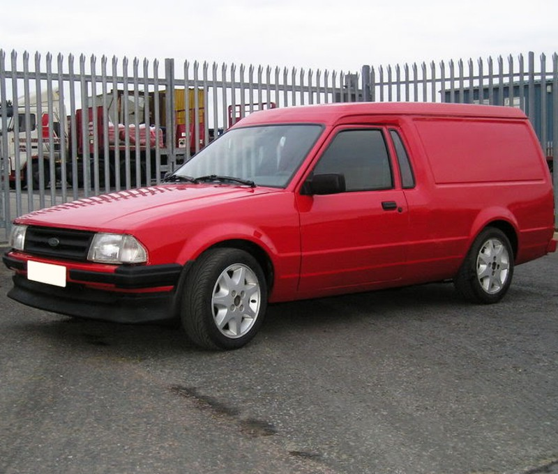 Ford Escort Express фургон, 1980–1986, 3 поколение - отзывы, фото и характеристики на Car.ru