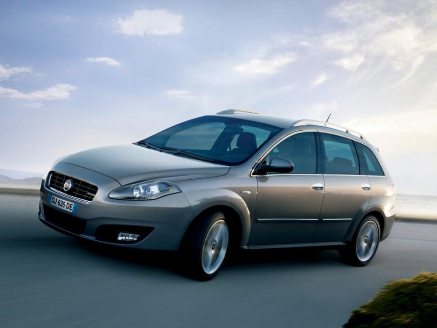 Fiat Croma универсал, 2008–2011, 2 поколение - отзывы, фото и характеристики на Car.ru