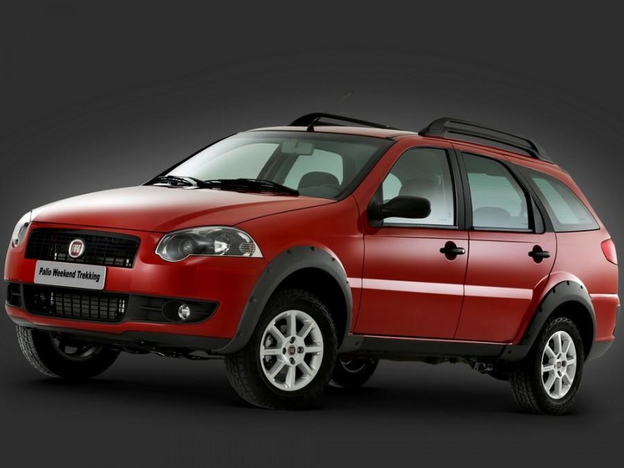 Fiat Palio универсал, 2009–2016, 2 поколение - отзывы, фото и характеристики на Car.ru