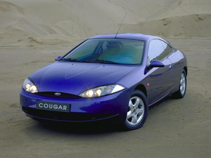 Ford Cougar купе, 1998–2002, 9 поколение - отзывы, фото и характеристики на Car.ru