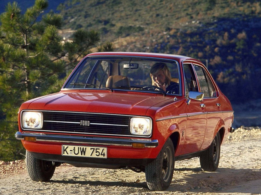 Ford Escort седан, 1974–1980, 2 поколение - отзывы, фото и характеристики на Car.ru