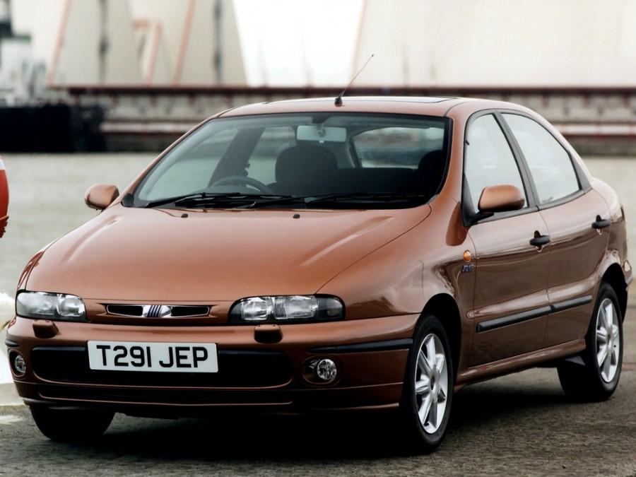 Fiat Brava хетчбэк, 1995–2001, 1 поколение - отзывы, фото и характеристики на Car.ru