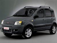 Fiat Panda, 2 поколение, 4x4 climbing хетчбэк 5-дв., 2003–2011