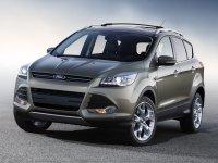 Ford Escape, 3 поколение, Кроссовер, 2012–2016