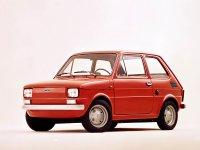 Fiat 126, 1 поколение, Хетчбэк, 1972–1977