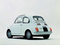 Fiat 500, 1 поколение, Хетчбэк, 1957–1975
