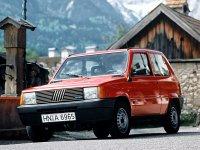 Fiat Panda, 1 поколение, Хетчбэк, 1980–1986