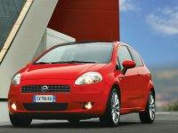 Fiat Punto, 3 поколение, Grande punto хетчбэк 3-дв., 2005–2012