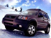 Ford Escape, 1 поколение, Кроссовер, 2000–2004