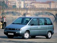 Fiat Ulysse, 1 поколение, Минивэн, 1994–2002