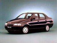 Fiat Siena, 1 поколение, Седан, 1997–2001
