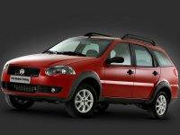 Fiat Palio, 2 поколение, Универсал, 2009–2016