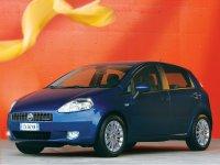Fiat Punto, 3 поколение, Grande punto хетчбэк 5-дв., 2005–2012