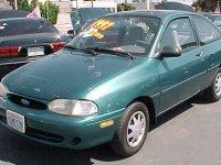 Ford Aspire, 1 поколение, Хетчбэк, 1994–1998
